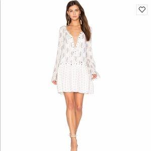 JET SET DIARIES mini long sleeve dress